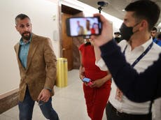 Capitol police officer savages GOP lawmakers who 'deny the events' of 6 January