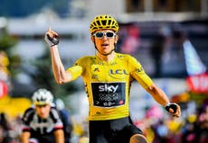 Geraint Thomas hoping to make experience count in battle for Tour de France glory