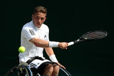 Alfie Hewett driven by question marks over future ahead of Paralympics