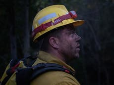 Oregon governor commutes sentences of dozens of inmates who helped battle wildfires
