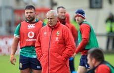 British and Irish Lions facing early test of credentials on unique summer tour