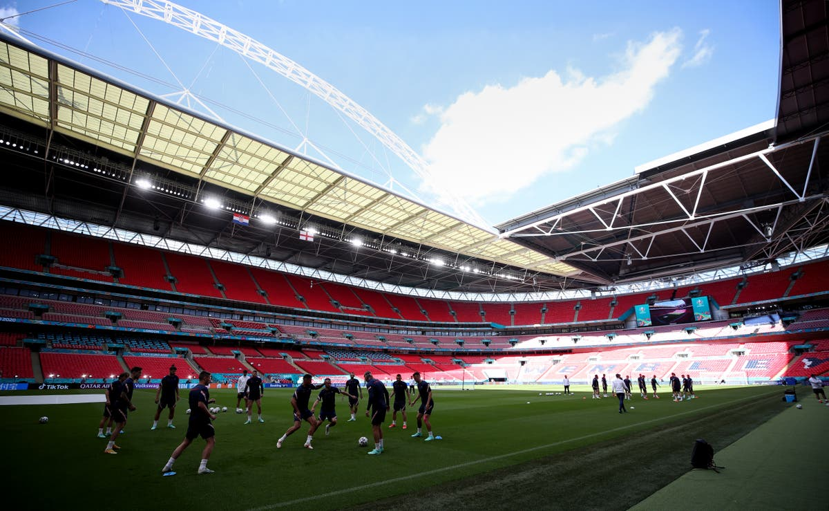 Italy and Austria unable to train at Wembley ahead of last-16 tie