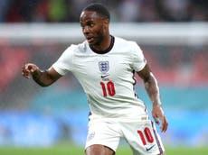 Raheem Sterling looking for 'big performance' as England seek to topple Germany
