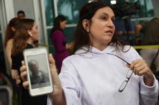 Desabamento de edifício em Miami: Relatives pray for information as 99 people remain missing in Florida