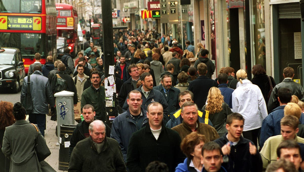 What the Gap closures tell us about the future of the UK high street | Hamish McRae