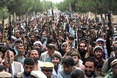 EUA para manter sobre 650 tropas no Afeganistão após a retirada