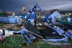 'It's a huge tragedy': Rare tornado in Czech Republic kills four and injures hundreds