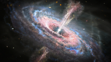 Nasa using quasar gas to unlock one of the oldest secrets in the universe