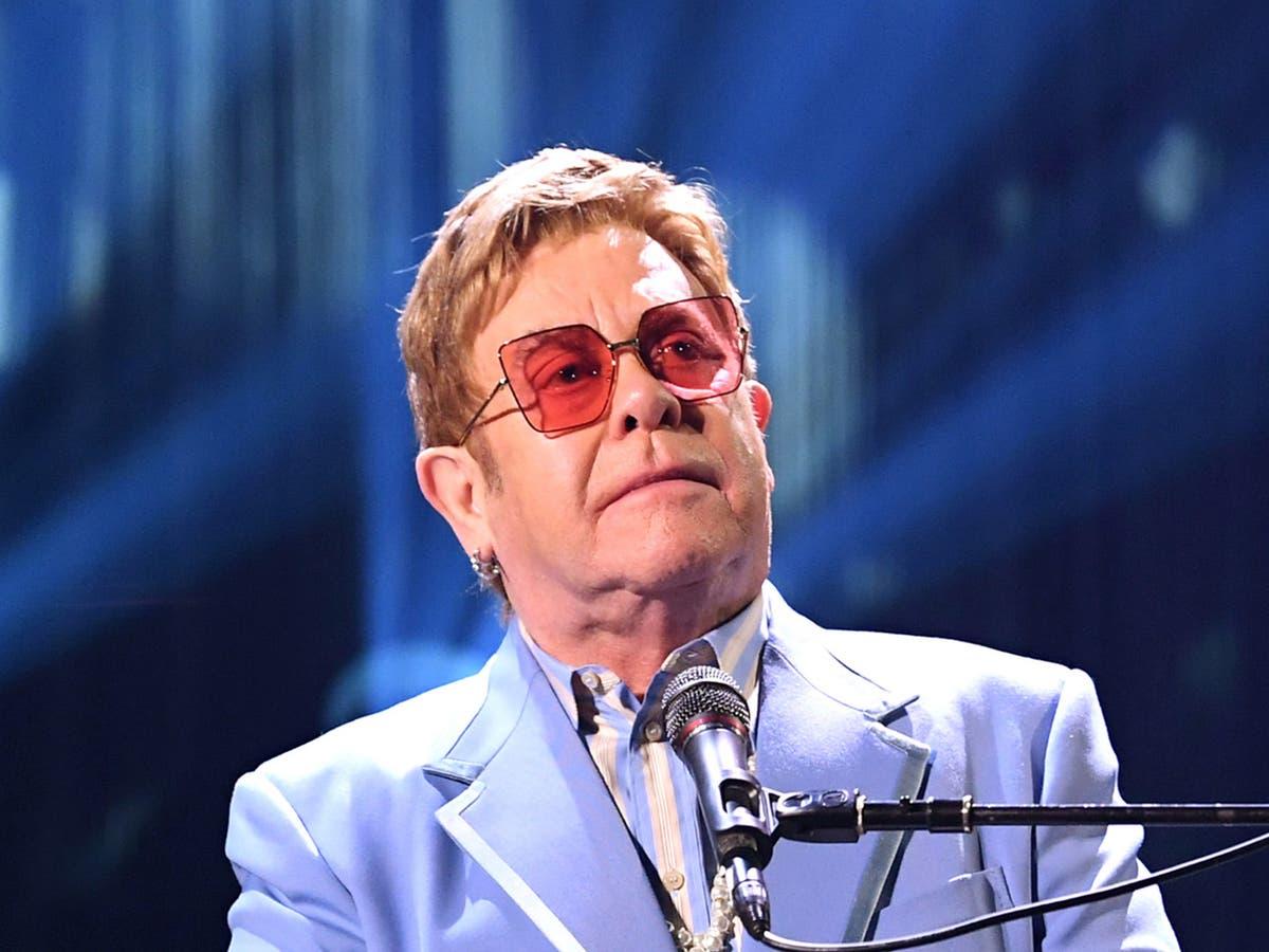 Elton John fans support singer over 'heartbreaking' decision to postpone tour
