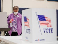 Election Day should be a holiday for workers in the United States, says President Joe Biden