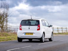 Revisão de carro: Seat's Mii Electric is compact, competent and cheap(ish)