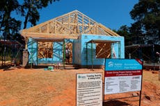 Habitat for Humanity struggles with high construction costs