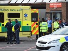 NHS staff in Manchester reveal 'major incident' over hospital pressures