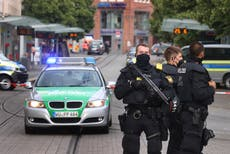 Knife attack in Germany leaves several dead, suspect held