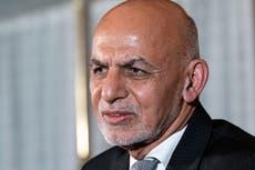 Afghan leader says Biden didn't press him on US captive