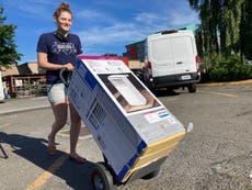'Only going to get hotter': Heat wave blasts Northwest