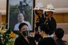 Aquino, Philippine ex-leader who challenged China, is buried