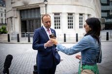 'I will not condone this behaviour': Conservative MP breaks ranks and says Matt Hancock should resign