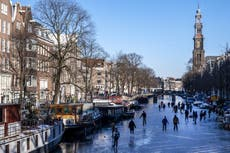 Amsterdam tells stag parties to stay away