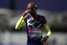 Coach Gary Lough insists Sir Mo Farah has not run his last race