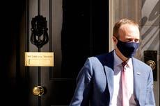 Matt Hancock should be denied £16,000 severance pay entitlement, Labour says