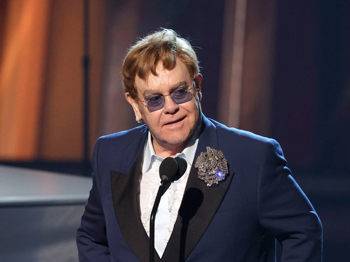 Elton John claims Boris Johnson has ignored his requests for a meeting