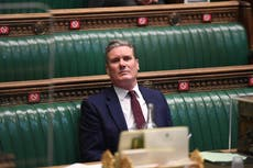 Keir Starmer's 'safe' as Labour leader due to 'lack of unity' over replacement, MPs suggest