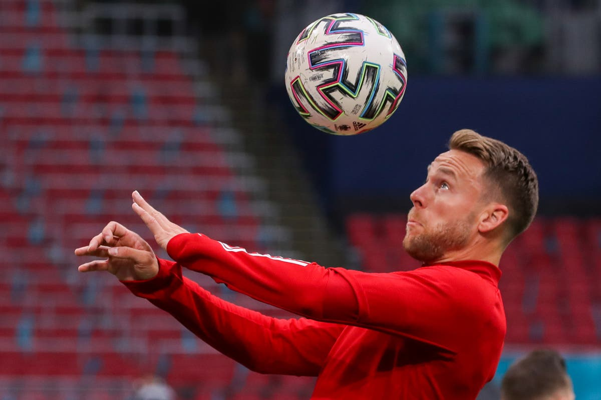 Chris Gunter hits out over 'joke' Euro 2020 format after Wales knocked out