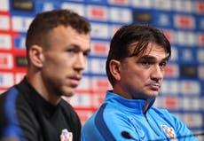 Croatia's Zlatko Dalic upbeat for Spain tie despite Ivan Perisic Covid 'shock'