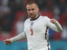 Luke Shaw: Jose Mourinho 'needs to move on' after criticism of his England set-pieces at Euro 2020