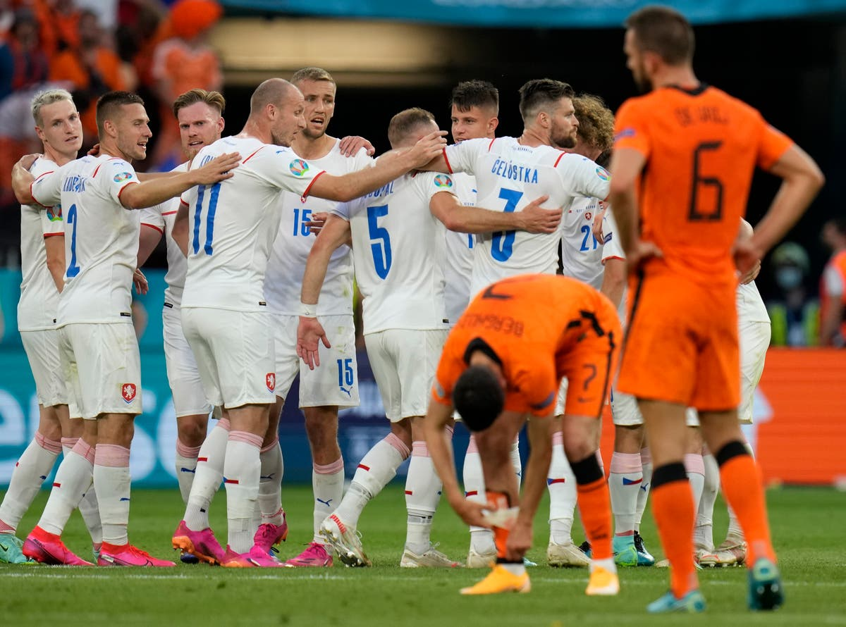 Matthijs de Ligt admits Holland 'lost because of what I did'