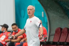 Didier Deschamps: France well aware of Switzerland quality