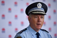 Police rescue spooked nude sunbathers from Australian forest