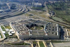 Pentagon cancels $10bn Jedi cloud computing contract at centre of Amazon and Microsoft dispute