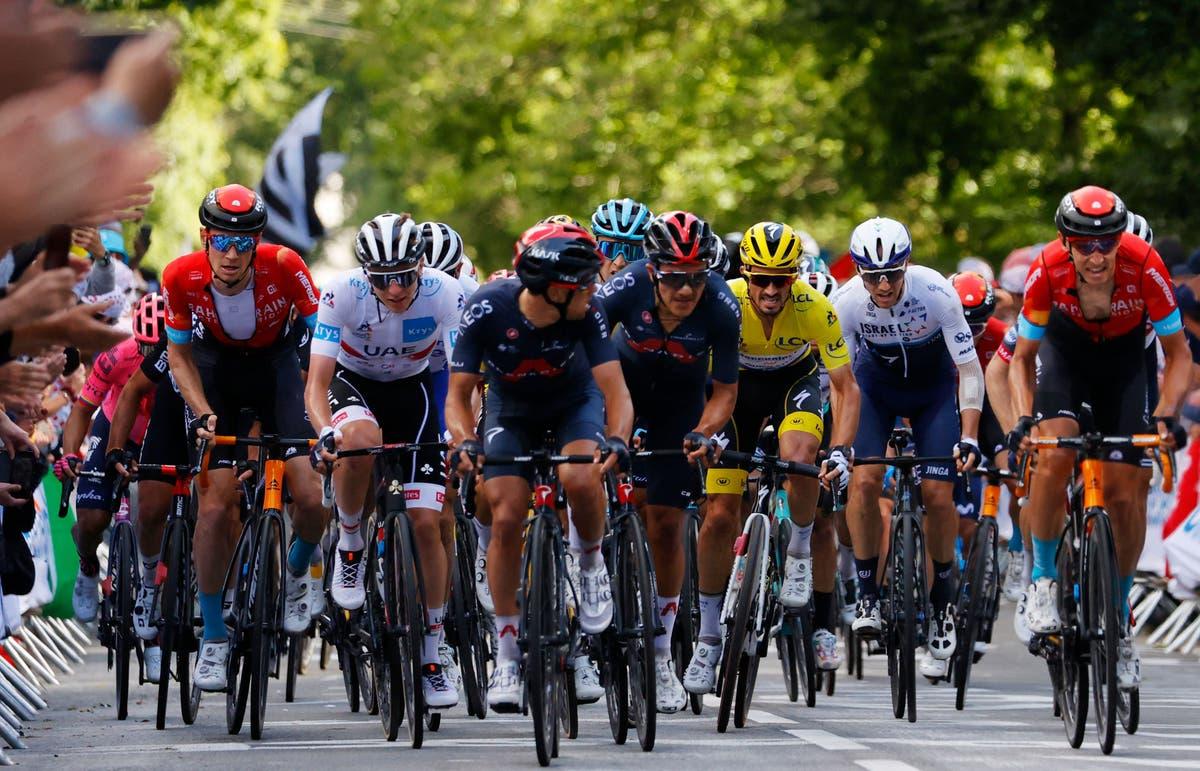 Tour de France AO VIVO: Último Estágio 3 atualizações