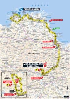 Tour de France 2021: Etapa 3 mapa de rotas, preview and prediction as sprinters fight for first win