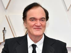 Quentin Tarantino says he wouldn't use the name 'Tarantino' if he was starting over: 'I would be Quentin Jerome'