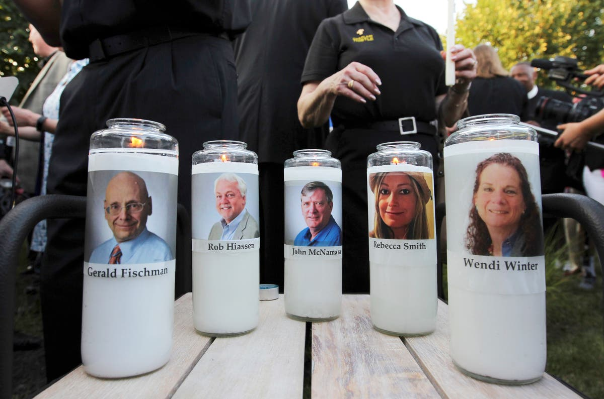 Survivors of Maryland newspaper attack testify at gunman's trial