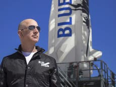 Jeff Bezos's space adventure is a sign that the time for a wealth tax has come