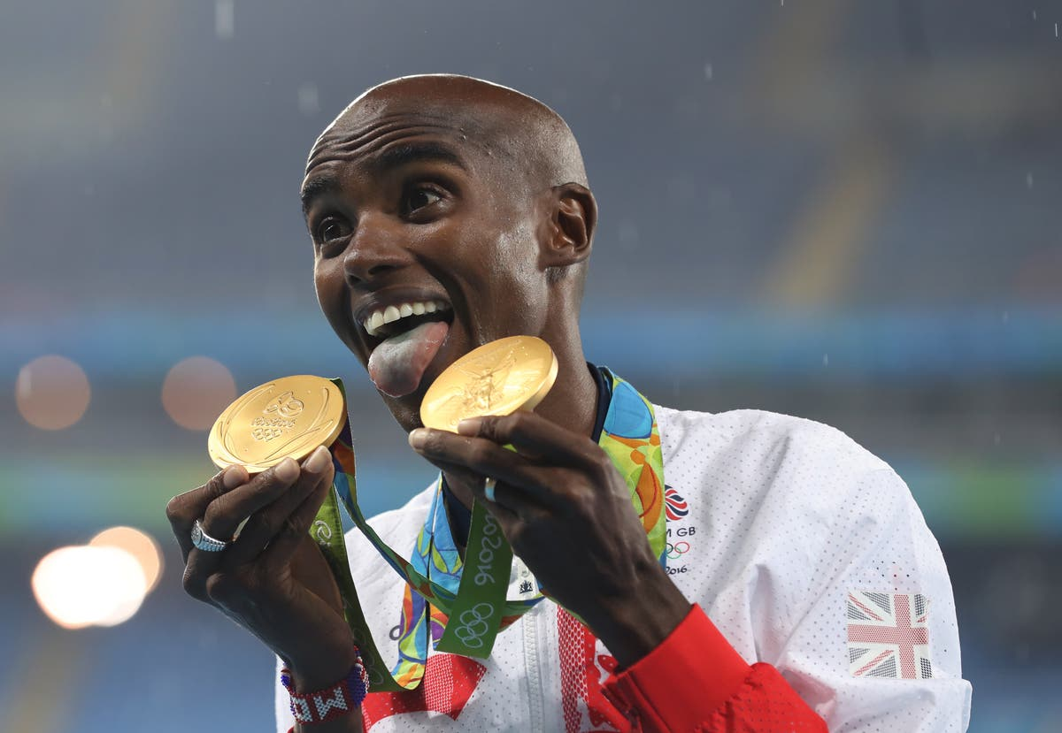 Mo Farah determined to end career on a high