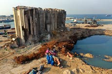 Russian team in Lebanon to study rebuilding destroyed silos