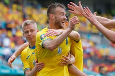 England vs Ukraine: Five players for Three Lions to watch out for in Euro 2020 quarter-final
