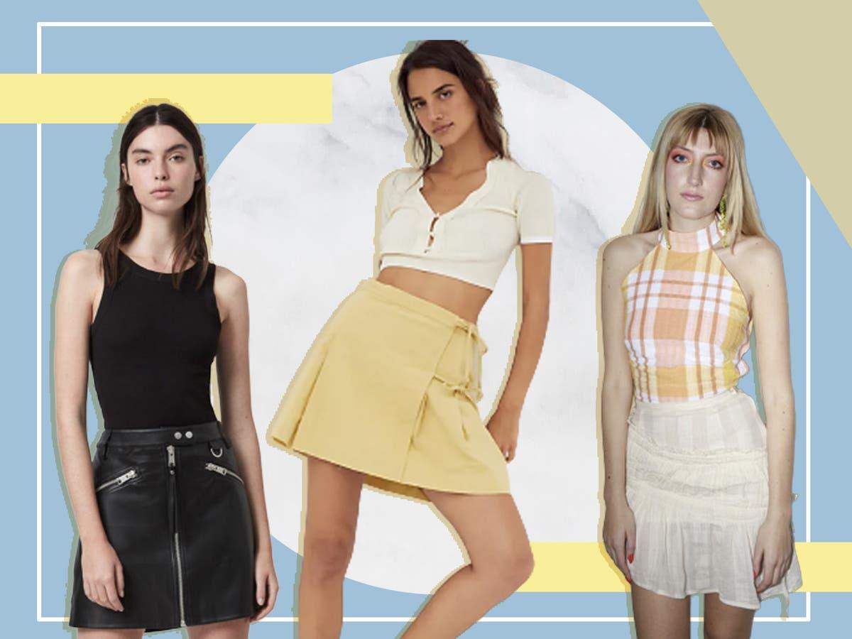 10 best mini skirts to update your summer wardrobe