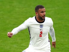 Kyle Walker and England ready to deliver on 'big stage' against Germany