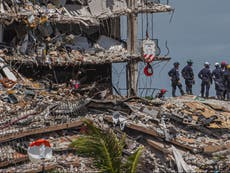 Miami building collapse: Official who assured residents block was safe doesn't remember receiving engineer warnings, reports say