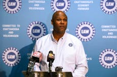 New UAW president will face huge post-pandemic challenges