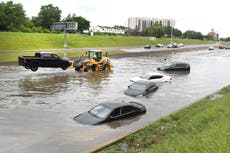 Michigan Governor Gretchen Whitmer blames climate crisis and old infrastructure for Detroit flooding