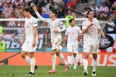 Resultado Croácia x Espanha: Avaliações do jogador quando Alvaro Morata acerta um Euro 2020 clássico