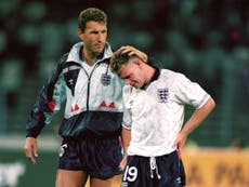 The weight of England's on-pitch rivalry with Germany is one that we long-suffering fans must carry