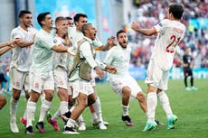 Euro 2020: Spain win wonderful Copenhagen contest and knock out Croatia